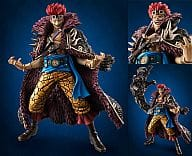 "Eustus ""Captain"" Kid ""One Piece"" Excellent Model Portrait.Of.Pirates ""NEO-MAXIMUM"""