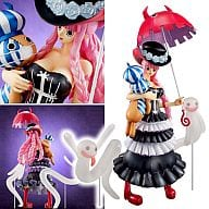 "Perona ""One Piece"" Excellent Model Portrait.Of.Pirates One Piece ""Sailing Again"""