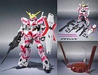 ROBOT SOUL  RX-0 0 Unicorn Gundam (Psycho Frame Light Emission Specification) GLOWING STAGE SET 「 MOBILE SUIT GUNDAM UC 」 SOUL WEB SHOP LIMITED