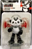 "Panda-Z (right punch) ""Panda-Z"" posing mini figure"