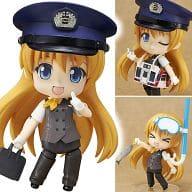 "Kendo Nendoroid ""Railway Musume"""