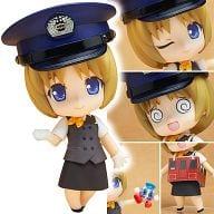 "Nendoroid Kamaishi Mana ""Railway Musume"""