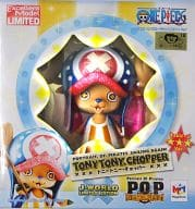 "Tony Tony Chopper Cupipine Ver. ""One Piece"" Excellent Model LIMITED Portrait.Of.Pirates One Piece Sailing Again J-WORLD TOKYO Limited"