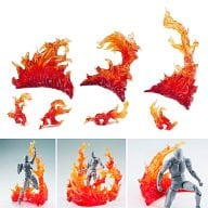 Soul EFFECT BURNING FLAME RED Ver.