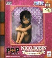 "Nico Robin Ver. De Reci! 10th Limited Edition ""One Piece"" Excellent Model Limited Portrait. Of. Pilates One Piece CB-EX Event & Online Shop Limited"