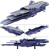 "Cosmo Fleet Special Guyperon-class multi-layer aircraft carrier Lambaa ""Space Battleship Yamato2199"""