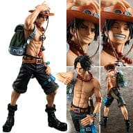 "Portgas D Ace 10th LIMITED Ver. ""One Piece"" Excellent Model Portrait.Of.Pirates One Piece NEO-DX"