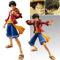 "Variable Action Heroes Monkey D. Luffy ""One Piece"""