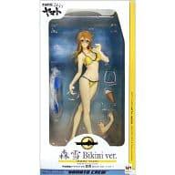 "Yamato Girls Collection Moriyuki Bikini Ver. YC Limited Yellow ""Space Battleship Yamato 2199"" 1/8 Pre-painted Complete Yamato Crew Premium Members Only"