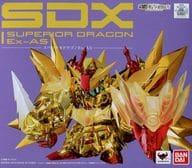 SDX Superiors de Ragon Ex-AS 「 SD Gundam Gaiden Kikkoujin Densetsu 」 Tamon Web shop only
