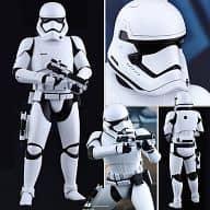 "First Order Storm Trooper (Regular Version) ""Star Wars: The Force's Awakening"" Movie Masterpiece 1/6 Action Figure"