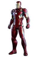 "Iron Man Mark 46 ""Civil War / Captain America"" Movie Masterpiece DIECAST 1/6 Action Figure"