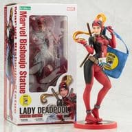 I went to Lady Deadpool Comicon Ver. Limited Edition 「 MARVEL 」 MARVEL Beautiful Girl 1/7 PVC Painted Finished Product San Diego Comic Convention 2016 & Wonder Festival 2016 Summer & kotobukiyashotep Only