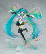 "Hatsune Miku 10th Anniversary Ver. Memorial Box ""Character Vocal Series 01 Hatsune Miku"" 1: 7 Pre-painted PVC & PVC Figure"