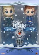 Elsa & Ana & Olaf (3-Body Set) 「 FROZEN / Family Memories 」 Cos Baby Size S Tokyo Comic-Con 2017 Only