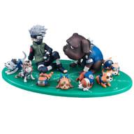 G. E. M. Series Gaiden! Hatake Kakashi Hatake and Ninja Dog Set (9-Body Set) 「 NARUTO - Naruto Uzumaki - Shippuden 」 Limited to Mega Train Shop & Online Shop