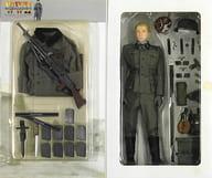 "WWII GERMAN ""Ludwig Mandel"" WWII CENTRAL SECTOR. RUSSIA 1941 ""DAS REICH"" MG30 (t) GUNNER SCHTZE-WW. II German Armed Bodyguard Machine Gunner dipterant Regiment Ludwig Mandelro Shea 1941 - 1/6 NuGeneration Life Action Figure"