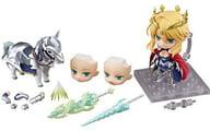 Nendoroid Lancer / Altria Pendragon & Dun Stallion 「 Fate/Grand Order 」