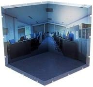 Jioranchon 150 Office (Night) 1/12 Figure Display Diorama