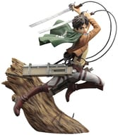 ARTFX J Eren Yeager renewal package ver. 「 Attack on Titan 」 1/8 PVC coated finished product