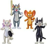 TOM and JERRY and Friends (4-Body Set) 「 TOM and JERRY 」 Moose Toys Action Figure