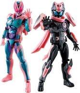 Masked Lie Dhari By & Kamen Rider Vice Rex Genome Set 「 Kamen Rider Relive 」 Relive Mix Figure