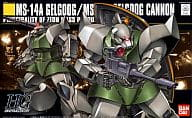 "1/144 HGUC MS-14A / C Mass Production Type Gerugug / Gerguegue Canon ""MOBILE SUIT GUNDAM"""