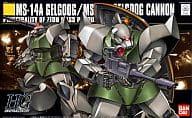 "1/144 HGUC MS-14A / C Mass Production Type Gerugug / Gerguegue Canon ""MOBILE SUIT GUNDAM"""
