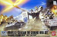 "1/144 HGUC Land Battle Type Gundam Ground Battle Set ""Mobile Suit Gundam 08 MS Platoon"""