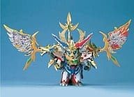 SD Gundam BB Warrior Kijin Daishogun 獅龍 Ooo (Glittering Steel)