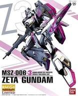 1/100 MG LIMITED MSZ-006-3 Zeta Gundam Unit 3 「 GUNDAM EVOLVE - Gundam イボルブ - 」 [0149482]