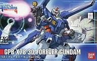 1/144 HG FOREVER GUNDAM 「 Mokei Senshi Gumpla Builders 」
