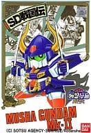 BB Warrior No. 24 Musha Gundam Mk-II 「 SD Sengokuden 」