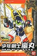 BB Senshi No. 270 Shonen Kenshi Ranmaru 「 Musha Retsuden Muka Maika Hen 」 [SD GUNDAM FORCE]