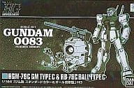 1/144 HGUC Gym Reform Standard Color & Ball Improvement Type 「 MOBILE SUIT GUNDAM 0083 STARDUST MEMORY 」 Premium Bandai Only
