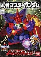 BB Senshi No. 204 Musha Master Gundam 「 SD Gundam Musha Gen 」 [0075668]