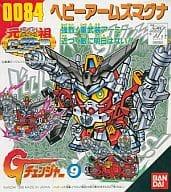 "Heavy Arms Magna ""G Changer"" Original SD Gundam World 0084 [0052624]"