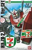 1/144 HG Ver. G30th RX-78-2 Gundam Ver. GFT seven eleven original color Ver. 2012 「 Mobile Suit Gundam 」 seven eleven only [0176911]