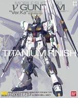 1/100 MG RX-93v Gundam Ver. Ka Titanium Finish 「 MOBILE SUIT GUNDAM: CHAR'S COUNTERATTACK 」 [0186575]