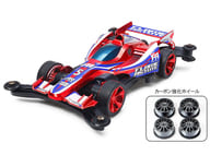 1/32 Flame Astre Red Metallic (w / Carbon Reinforced Wheel) Mini 4 wd Special Project [95292]