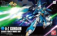 "1/144 HGBF A-Z Gundam ""Gundam Build Fighter's Bat rogue"" Amazon Limited"