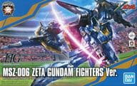 [A la Carte] 1/144 HG MSZ-006 Zeta Gundam Fighters Ver. 「 MOBILE SUIT Z GUNDAM 」 Hokkaido Nippon-Ham Fighters with Gunpla Ticket Buyer Distribution [5057877]
