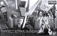 1/144 RG GAT-X105 + AQM/E-YM1 Perfect Strike Gundam 「 MOBILE SUIT GUNDAM SEED 」 Premium Bandai Only [5058086]