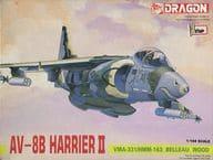 1/144 AV-8B HARRIER II VMA-331/HMM-163 BELLEAU WOOD 「 AIR SUPERIORITY SERIES 」 [4520]