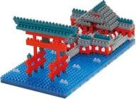 Nanoblock NBH _ 222 Itsukushima-jinja Shrine