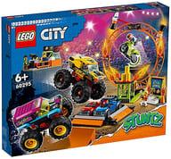 LEGO Stuntshow Arena 「 Lego City 」 60295