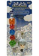 Kaworu Nagisa PUCHIEH Beads Strap (Lawson Package Version) Ichiban KUJI Evangelion Shin Gekijoban Second Impact H Award