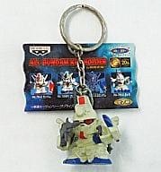 Gundam Ez-8 All Gundam Key Holder ~ Gundam Development History ~