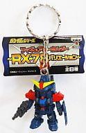 Blue Destiny No. 2 (Nimbus) Gundam Series Figure Key Holder ~ RX-78 Variation ~