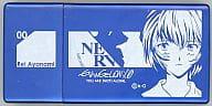 Rei Ayanami Universal Box Type portable ashtray 「 ヱヴァンゲリオン New Theater Version : Jo 」